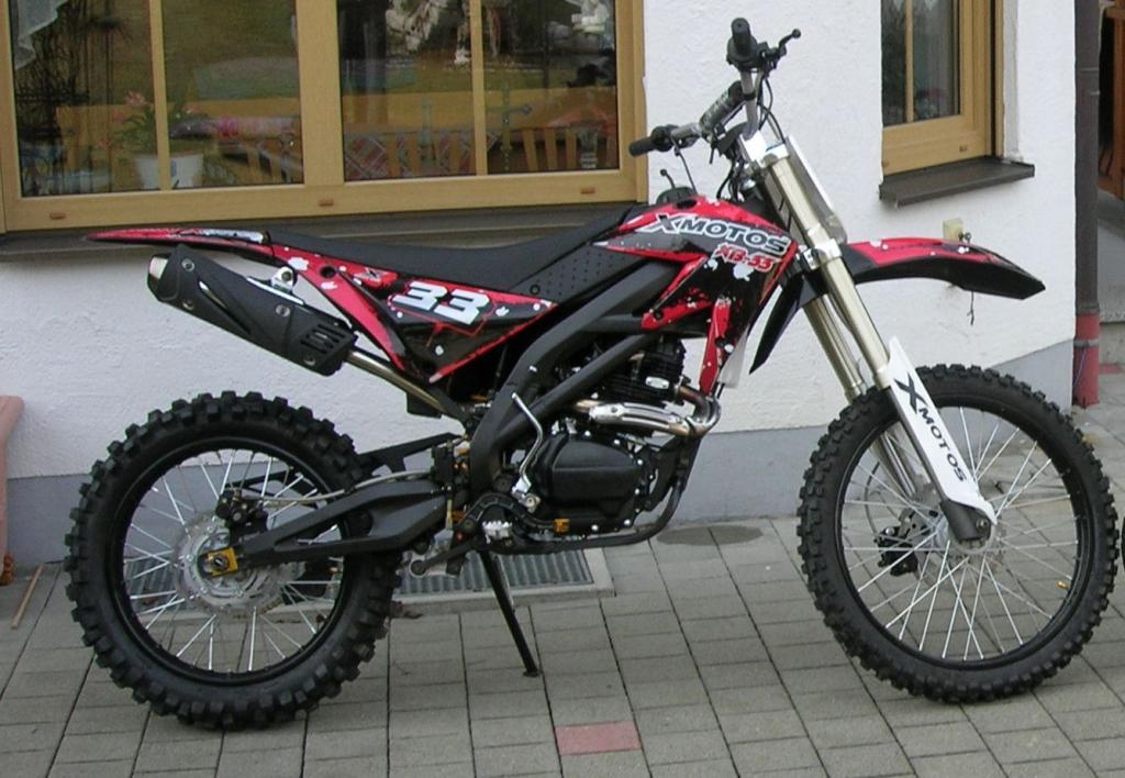 Xmotos xb 31 pro ii 250cc 1