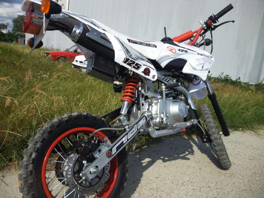 vand motocross enduro ridex 125cc 4t. Black Bedroom Furniture Sets. Home Design Ideas