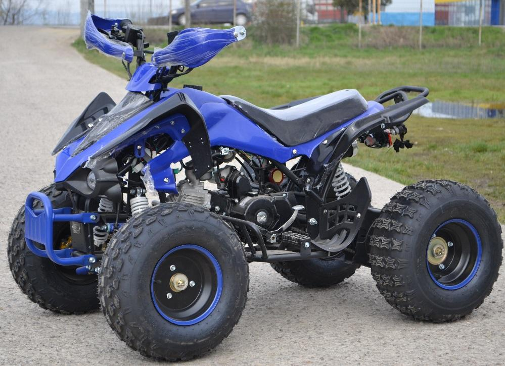 Atv nitro raptor 125cc import germania for Atv yamaha raptor 125cc