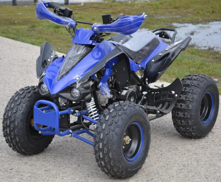 Atv raptor 125cc modelul s rg8 for Atv yamaha raptor 125cc
